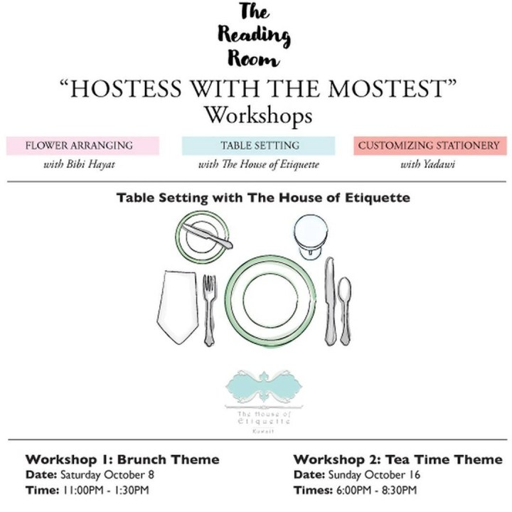 The House of Etiquette Kuwait