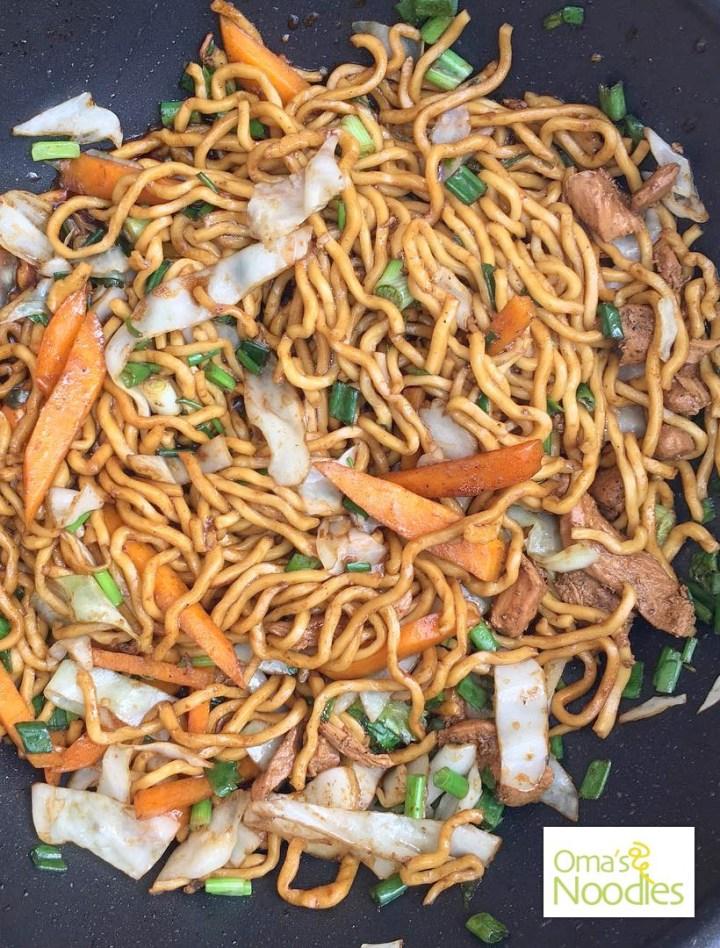 Oma's Noodles 💚 أوماز نودلز