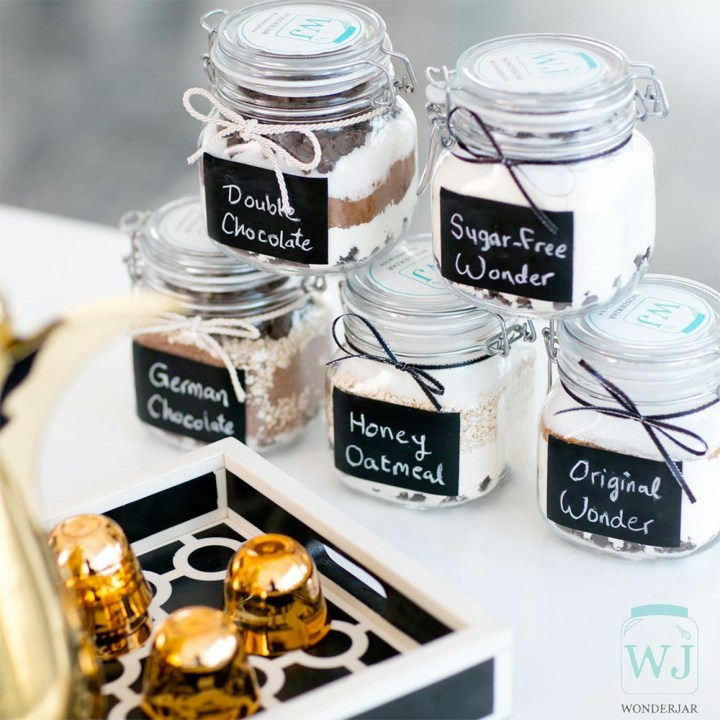 Wonder Jar 💙 وندرجار