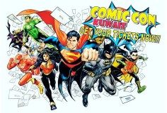 Comic Con Kuwait😂