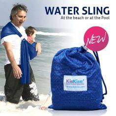 KisKise Water Sling – كيسكايس حامل الطفل في المياة