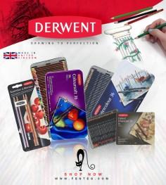 Derwent Coloring Pens Collection🇬🇧مجموعة من أقلام تلوين داروينت