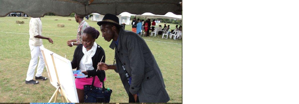 Kuwa Mwenyewe Art Experience