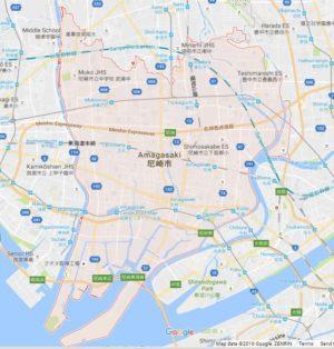 尼崎と大阪市淀川区の治安を分析してみた。