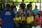 UNTV News and Rescue Team conducts First Aid and Safety seminar during UNTV Action Center's visit in Brgy. Balon-bato, Quezon City. The seminar aims to prepare residents in times of accidents and calamities.
