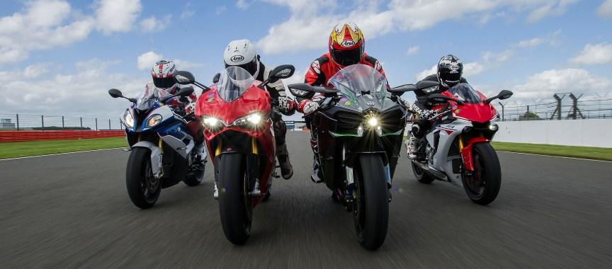 Keren! Ini 4 Motor Sport Tercepat dan Termahal di Dunia Versi Jalanan Dari Berbagai Pabrikan