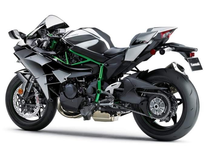 Motor Sport Termahal Kawasaki - Kawasaki Ninja H2