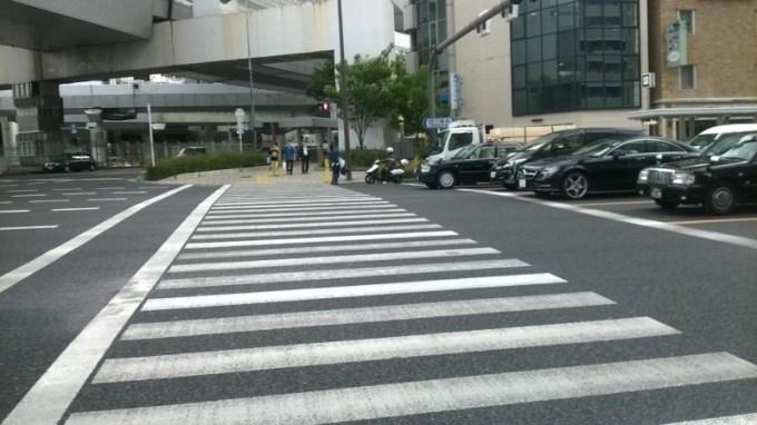 Marka Jalan - Zebra Cross