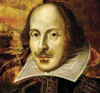 William Shakespeare. Biografía.