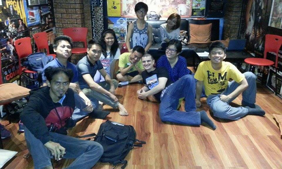 Theater Workshop in Manila
