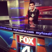 December: Shot an interview with Fox News for the Spirit of Tom Landry Character Award.