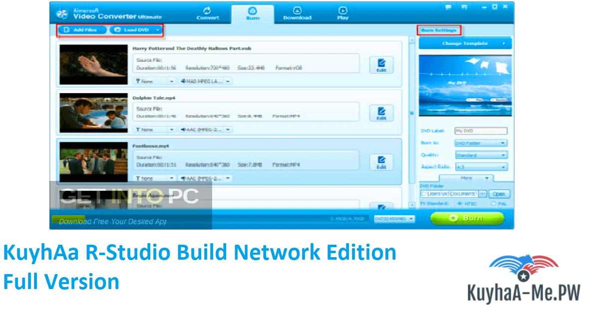 R-Studio Build Network Edition Full Version