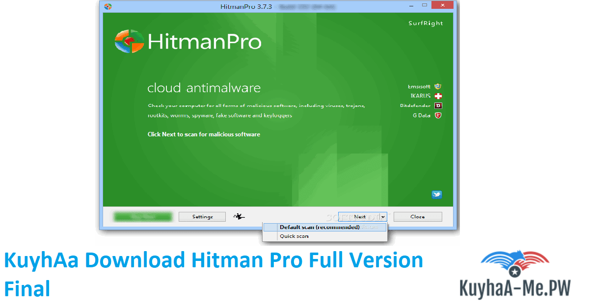 Download Hitman Pro Full Version Final