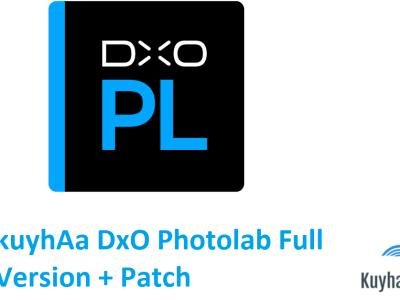 kuyhAa DxO Photolab Full Version + Patch