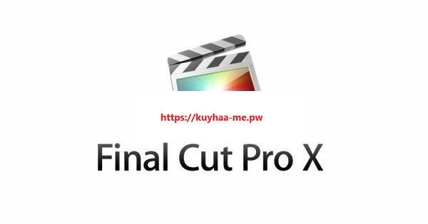 Download Final Cut Pro X Full Version