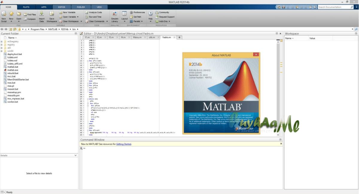 matlab2014-9811437