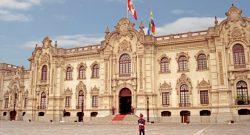 Foto Peru-266 - Government Palace por Dennis Jarvis www.flickr.comphotosarcher102217913467