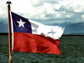 Fuerza Chile! por Maria Jose Bustamante