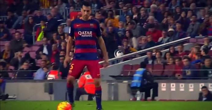 Sergio Busquets, el FC Barcelona, las inversiones y la Bolsa
