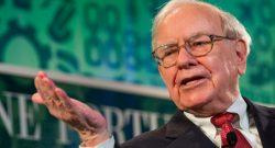 Warren Buffett compra Apple