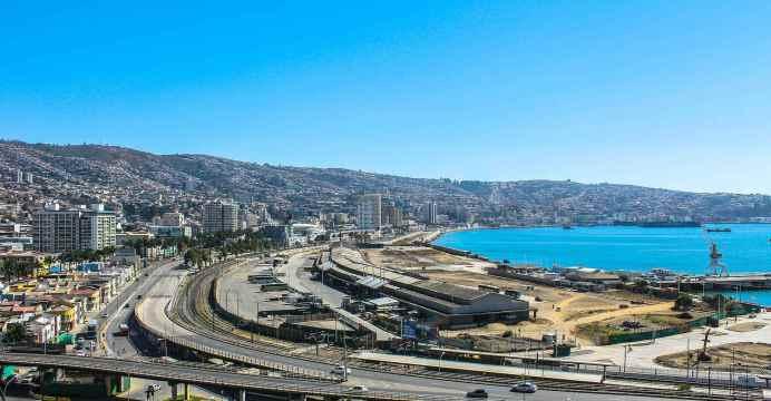 Actividad económica Baron Hill Valparaiso Chile