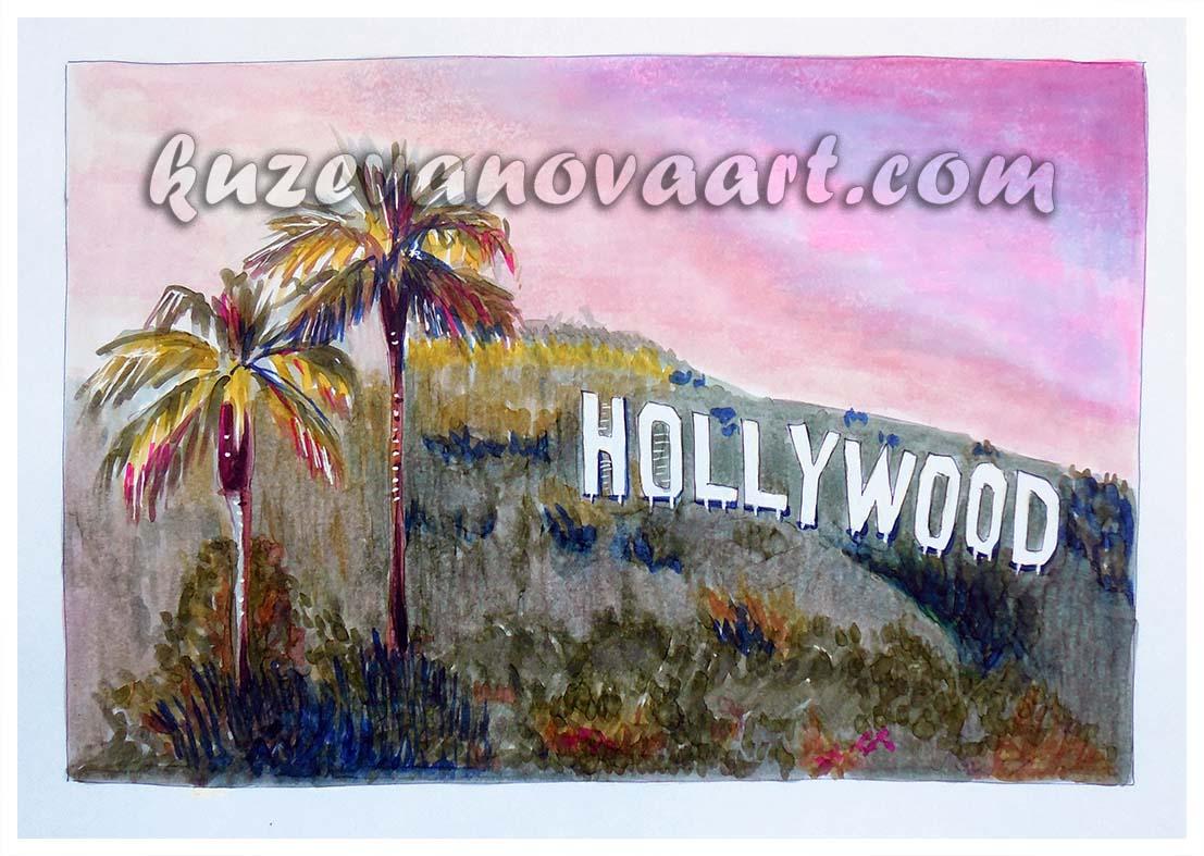 Холм Голливуд