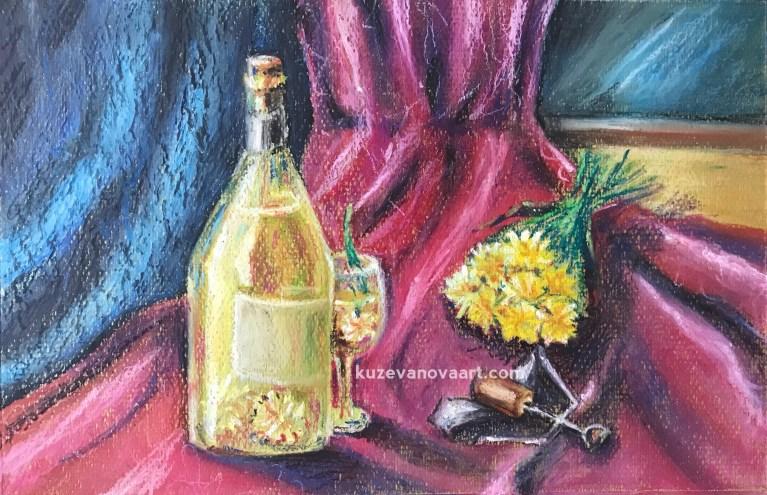 Вино из одуванчиков. Vers. 02