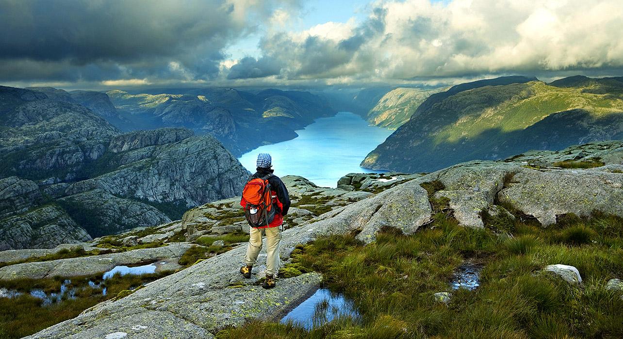 avrupa rüyası bergen norveç fiyortları