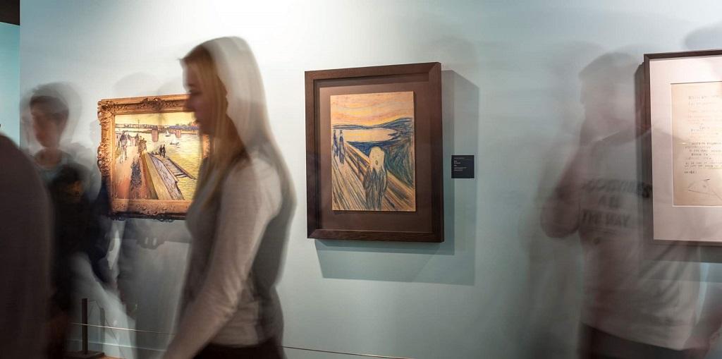 avrupa rüyası norveç oslo munch müzesi