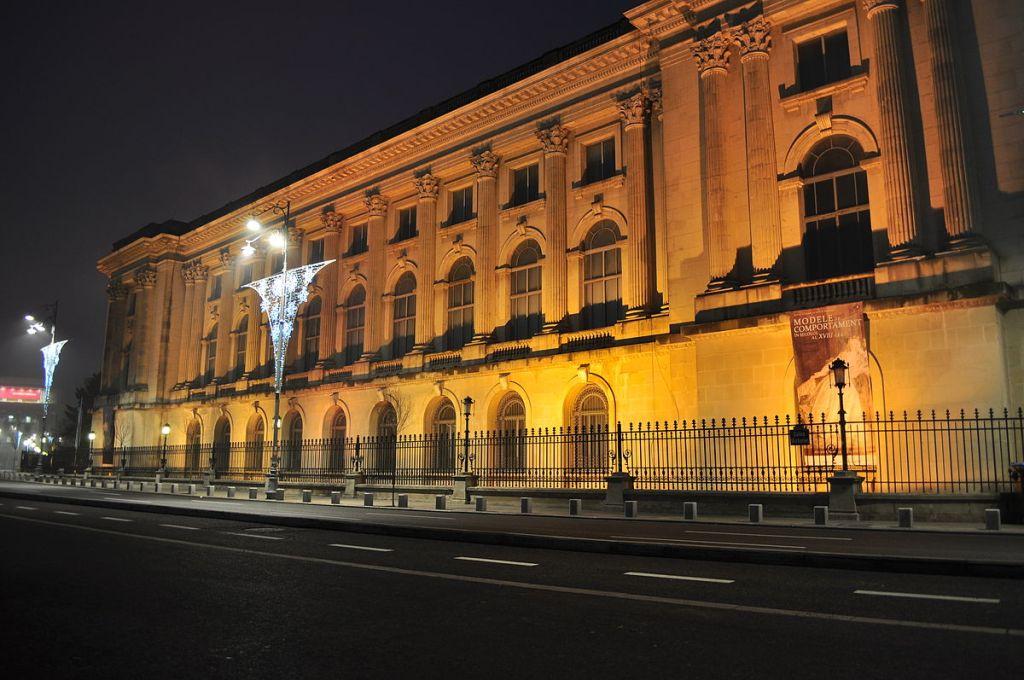 avrupa rüyası romanya ulusal müzesi