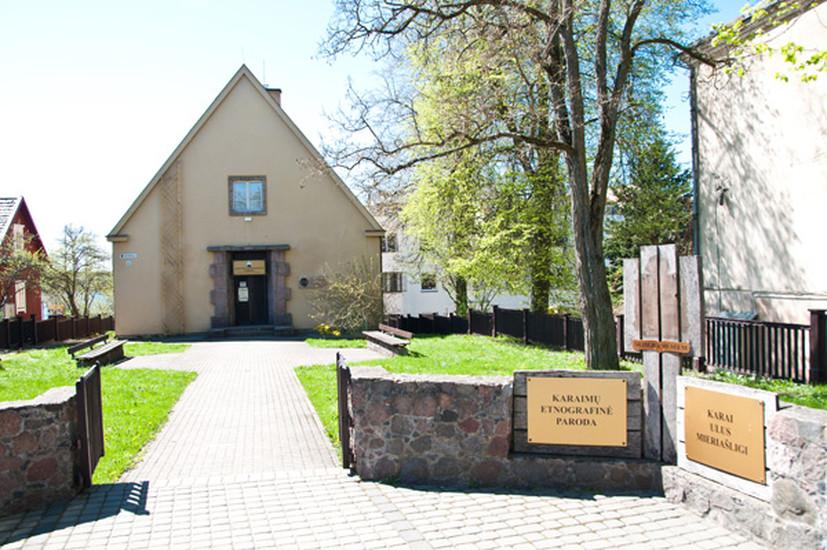 avrupa rüyası litvanya trakai etnografi müzesi