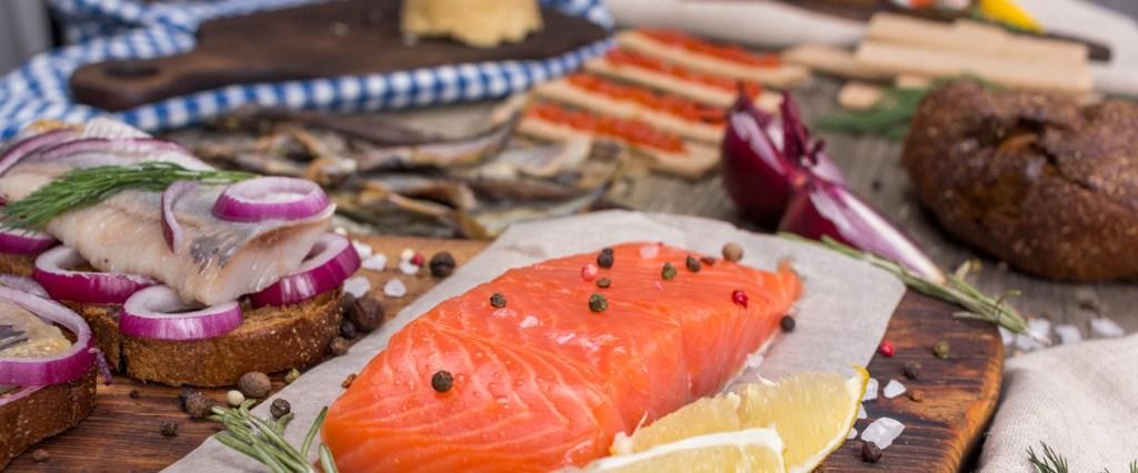 iskandinav mutfağı