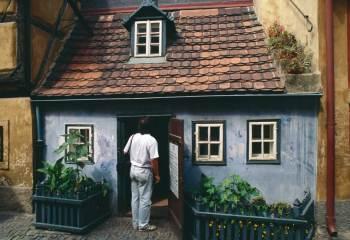 Prag'ın En Güzel Yolu Altın Yol'da Görülecek Yerler