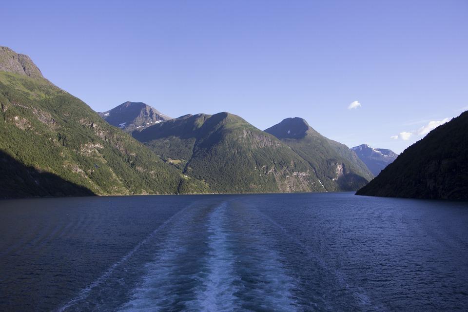 Nordkapp Norveç'in En Kuzeyi