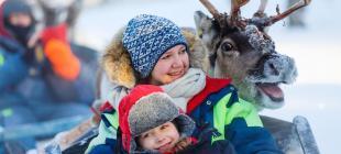 Lapland Kuzey Işıklarını Göreceklere En İyi 5 İpucu