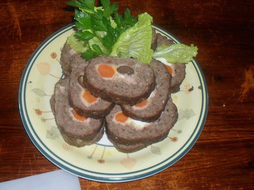 Role me mish të grirë - Erjona Balla - KuzhinaIme.al