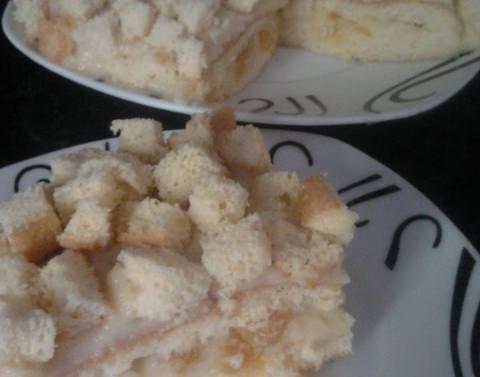 Torta mimoza - Sona Feimi - KuzhinaIme.al