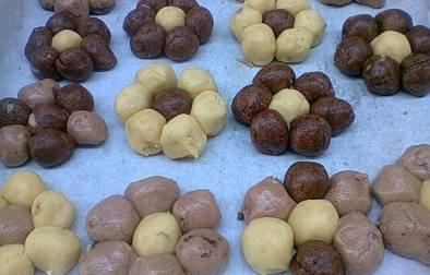 biskota ne forme margarite