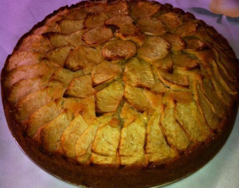 Torta me molla - Alma Palokaj - KuzhinaIme.al