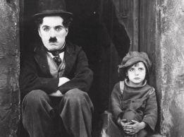Малыш, 1921, Чаплин