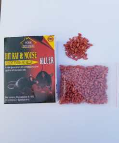Home Defence Hit Rat and Mouse Rodent Poison چوہے مارنے کی خاص دوا۔