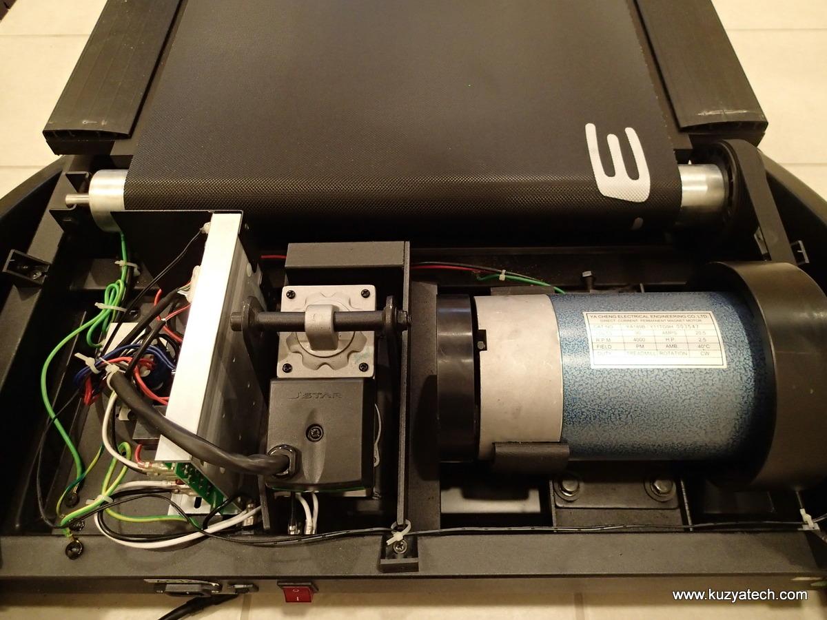 Sole F63 Treadmill Error Ls1