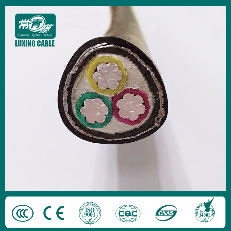 Al power cable 3x16