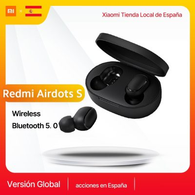 From Spain Xiaomi Redmi Airdots S wireless Bluetooth headset TWS Bluetooth 5,0 earphone 12 hours of sports Auricula