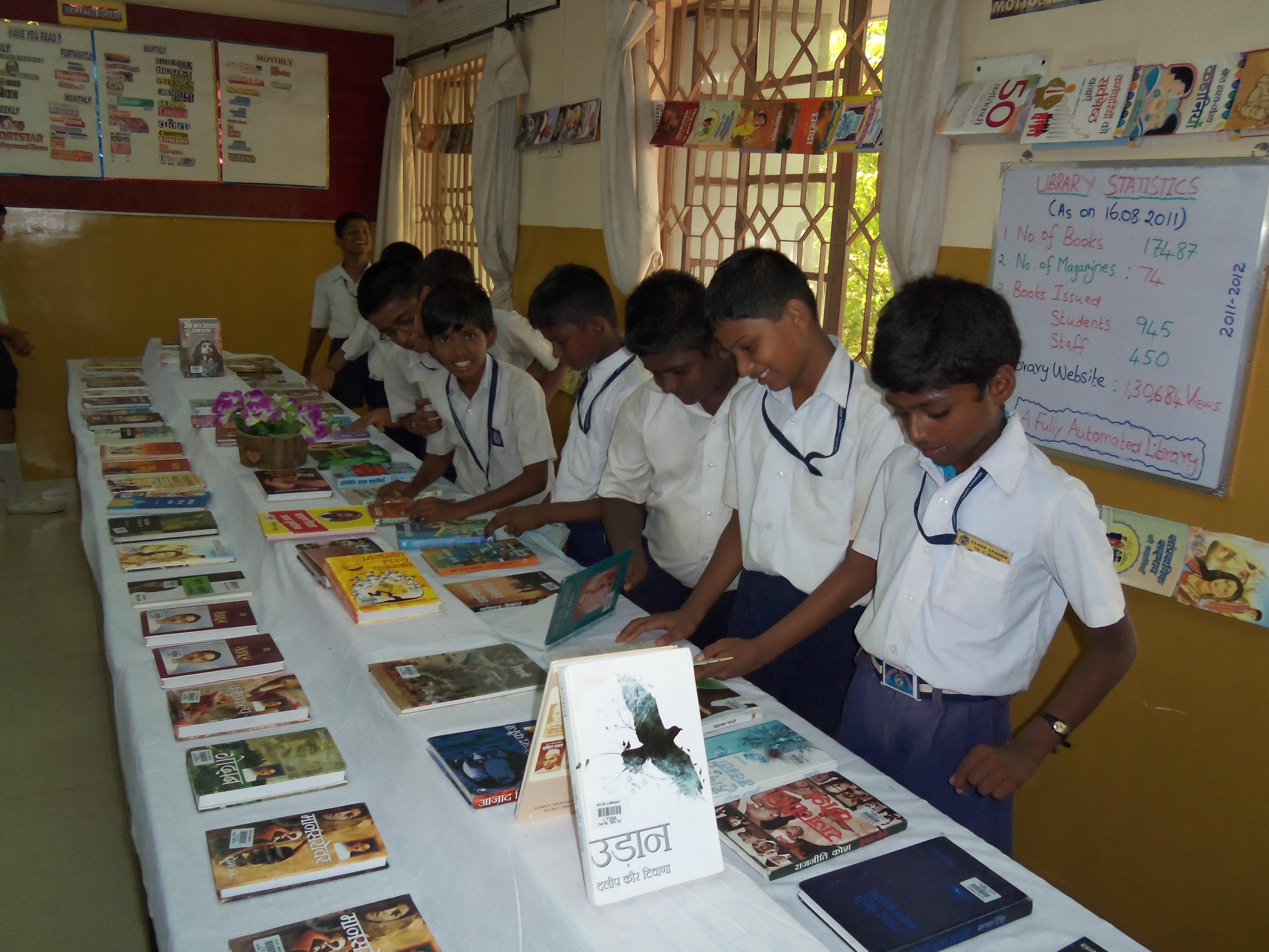 Hindi Books Exhibition Photo Gallery 01