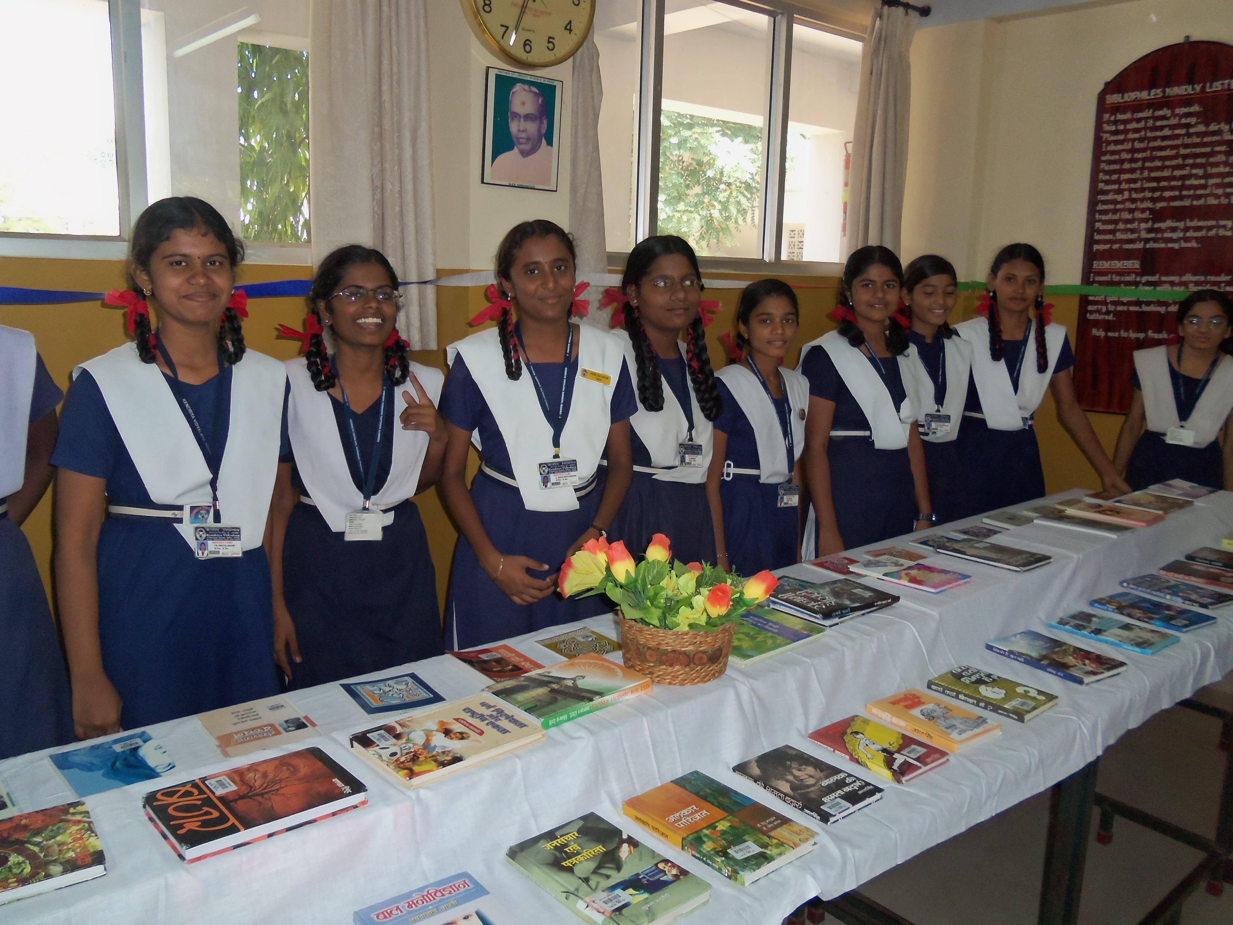 Hindi Books Exhibition 23 08