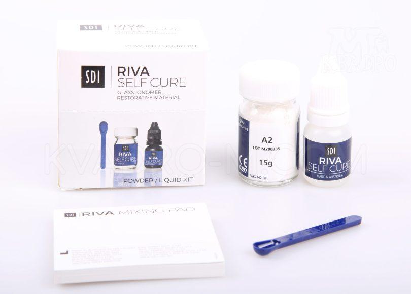Ріва хімічна А2 RIVA Self Cure