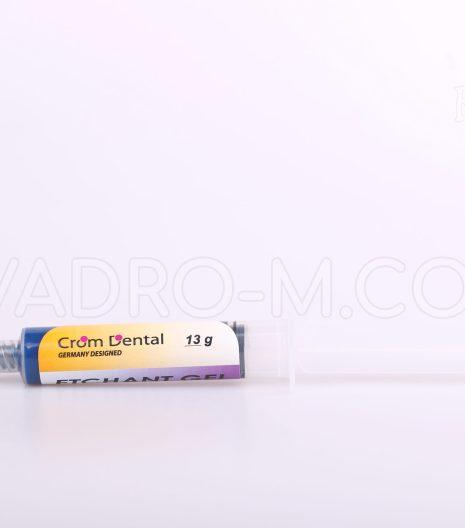 Протравка стоматологічна CROM Dental 13г