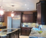 New Kitchen Pot Lighting & Pendants-whitby-9