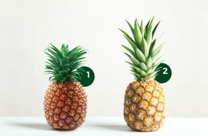 ananas en abacaxi